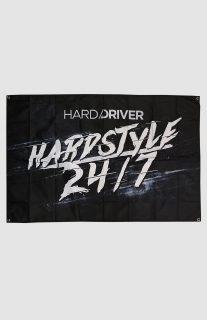 Hardstyle 24/7 Flag
